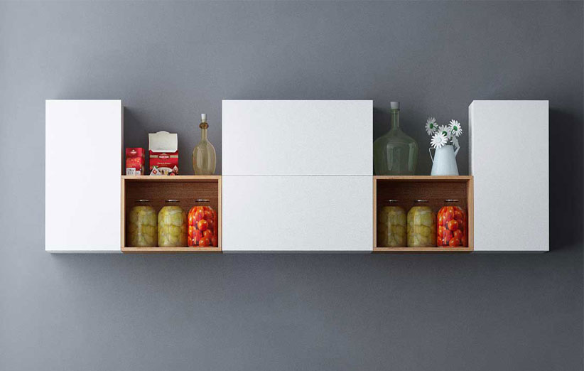 تصویر اصلی برای کابینت آشپزخانه مدرن