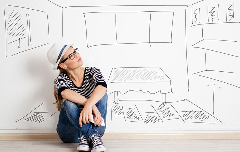 تصویر تغییر دکوراسیون منزل با کمترین هزینه