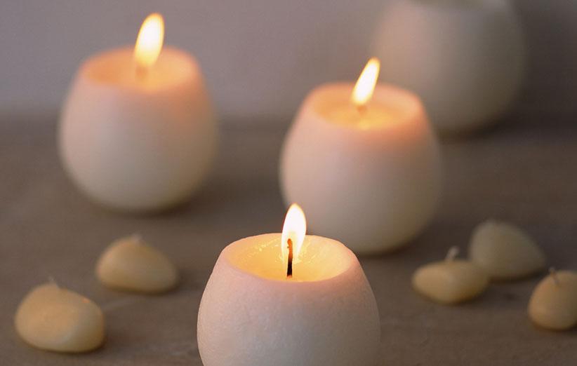 تصویر شمع