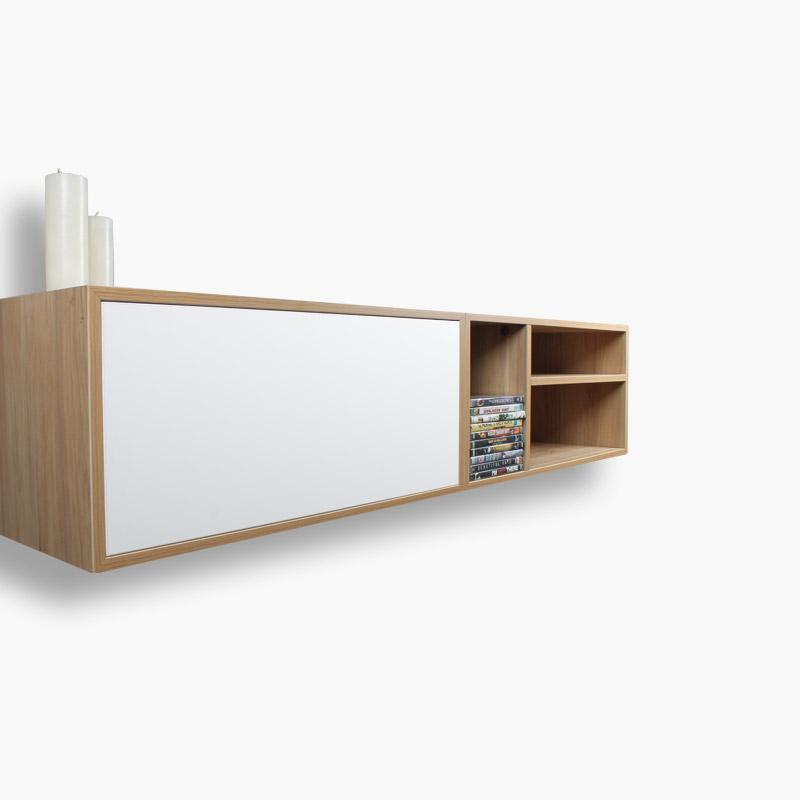 میز تلویزیون دیواری باکسماکس
