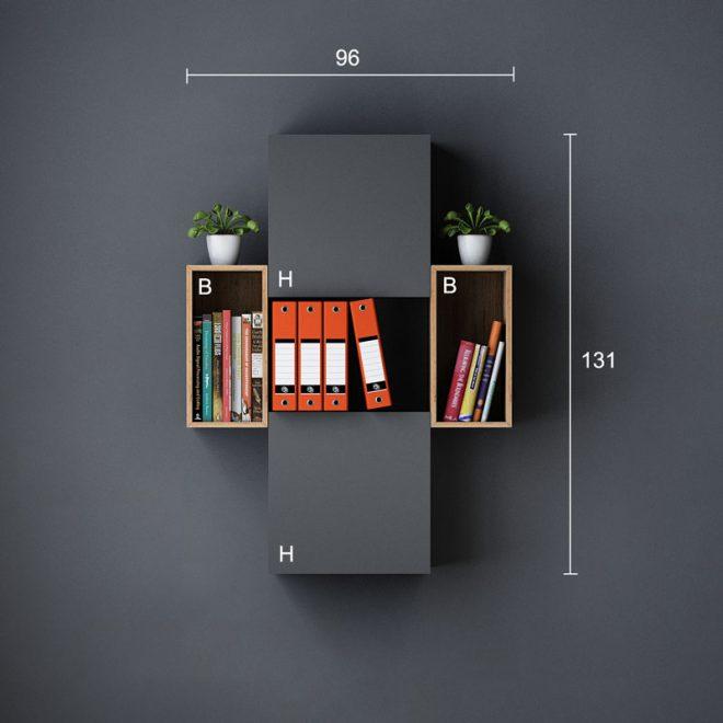 تصویر باکس دیواری باکس ماکس