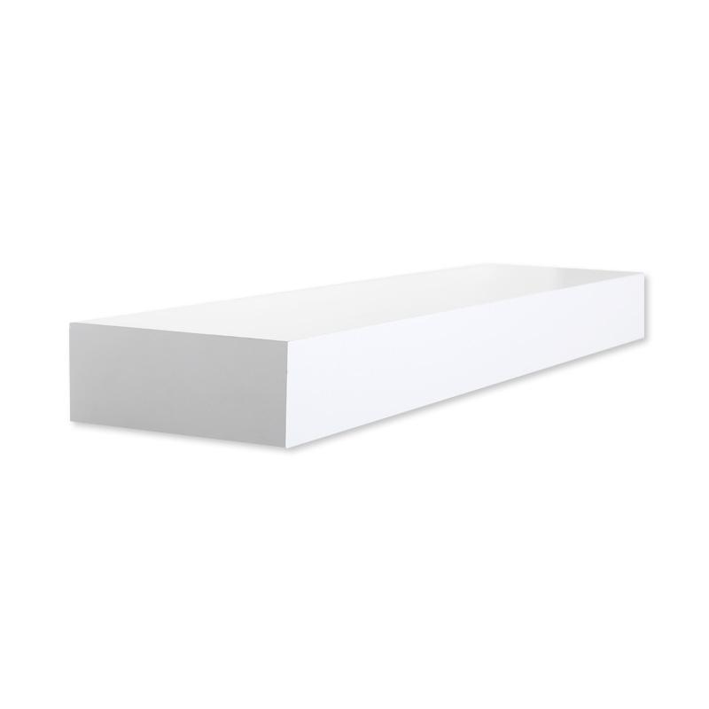 شلف دیواری سفید باکسماکس