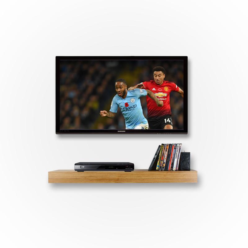 شلف دیواری tv
