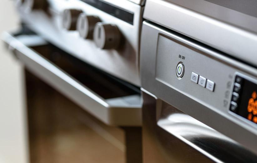 فر و ماشین ظرفشویی