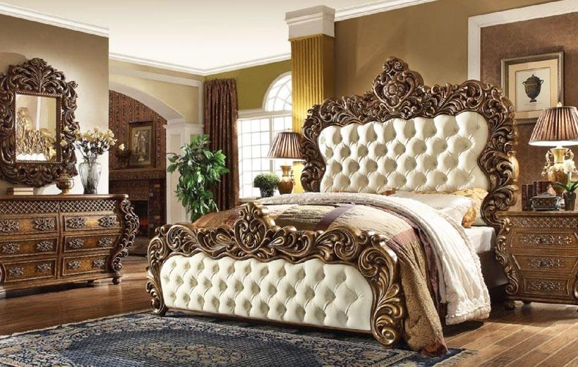 تصویر اتاق خواب کلاسیک