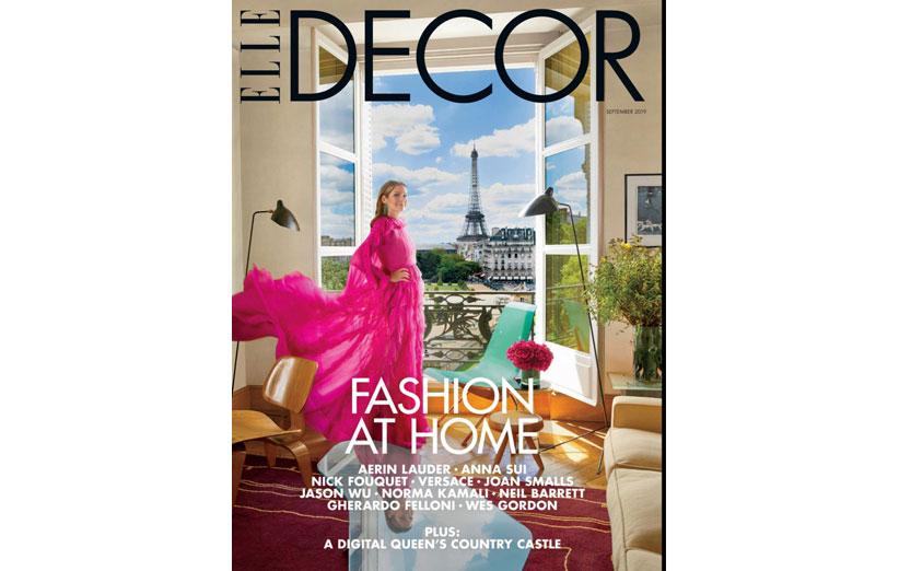 تصویر مجله elle decor
