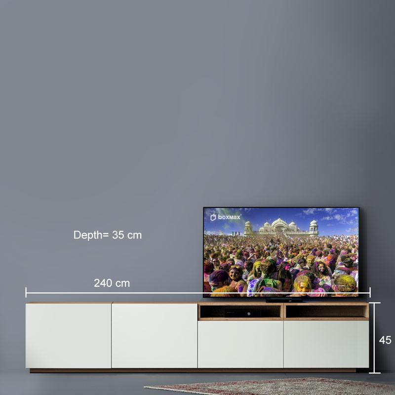 تصویر میز تلویزیون