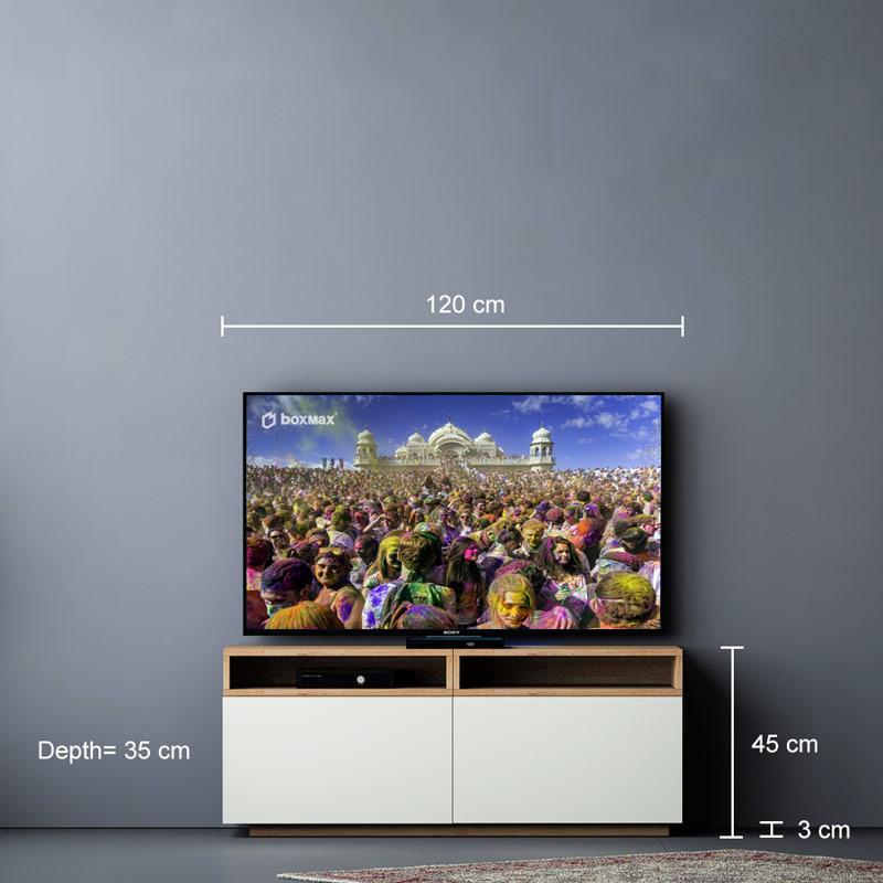 تصویر میز تلویزیون زمینی