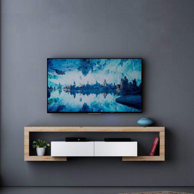 میز تلویزیون جدید دیواری