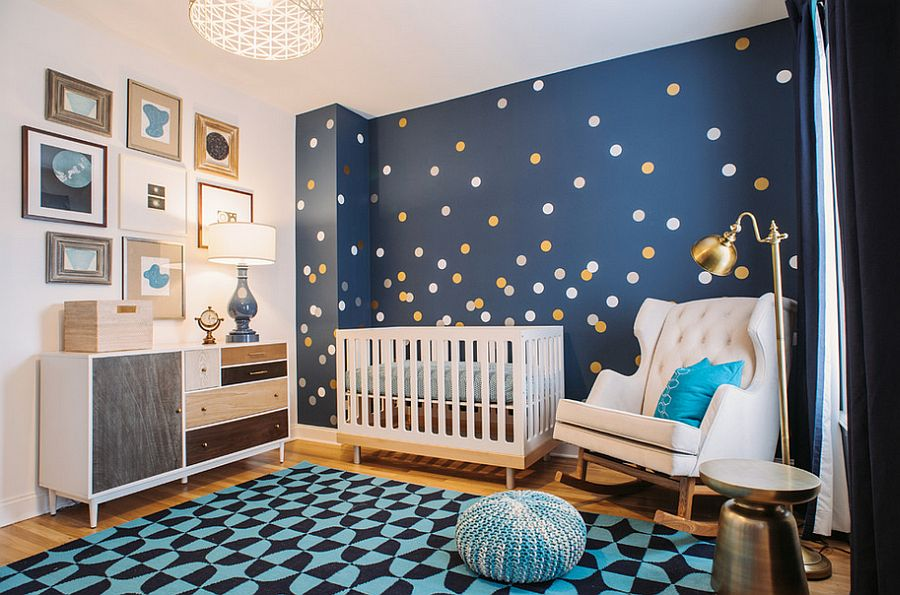 طراحی دکور اتاق کودک