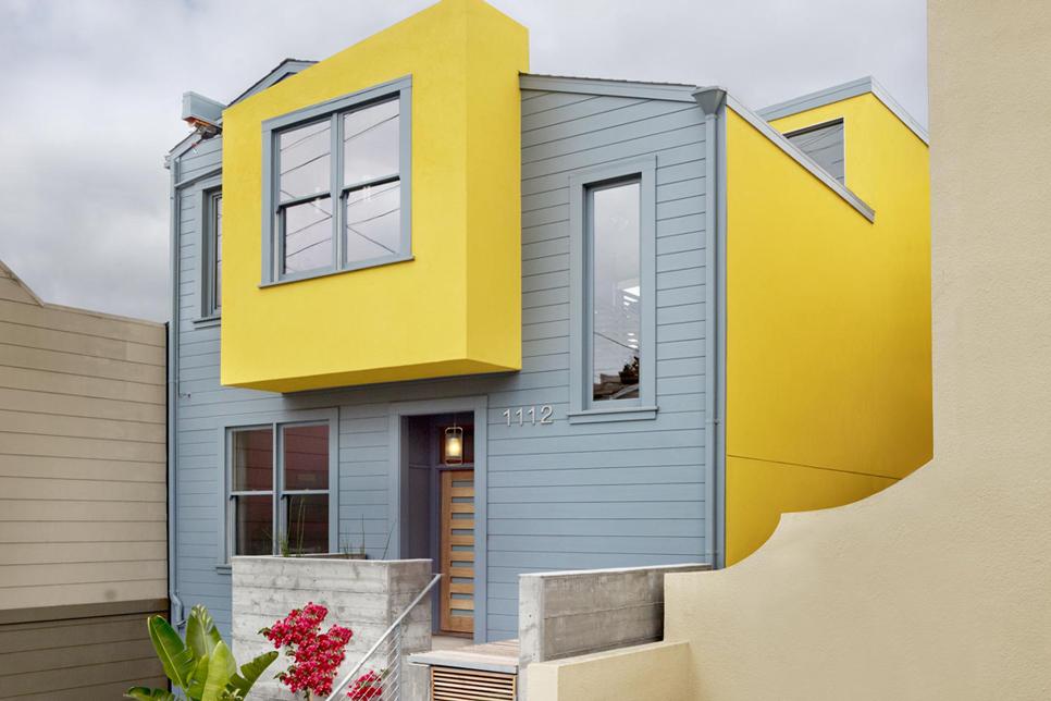 نمای منزل 2021