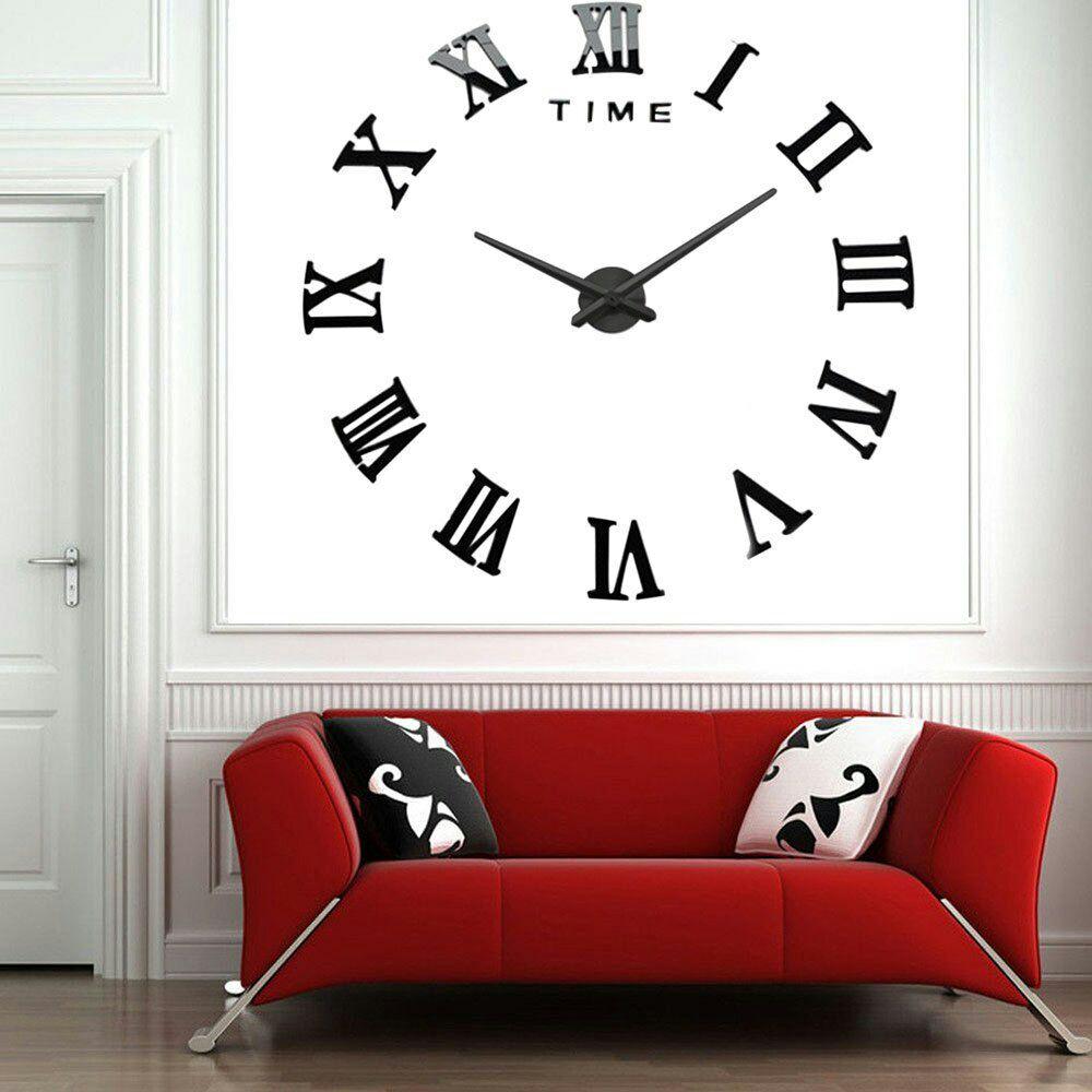 ساعت استیکری