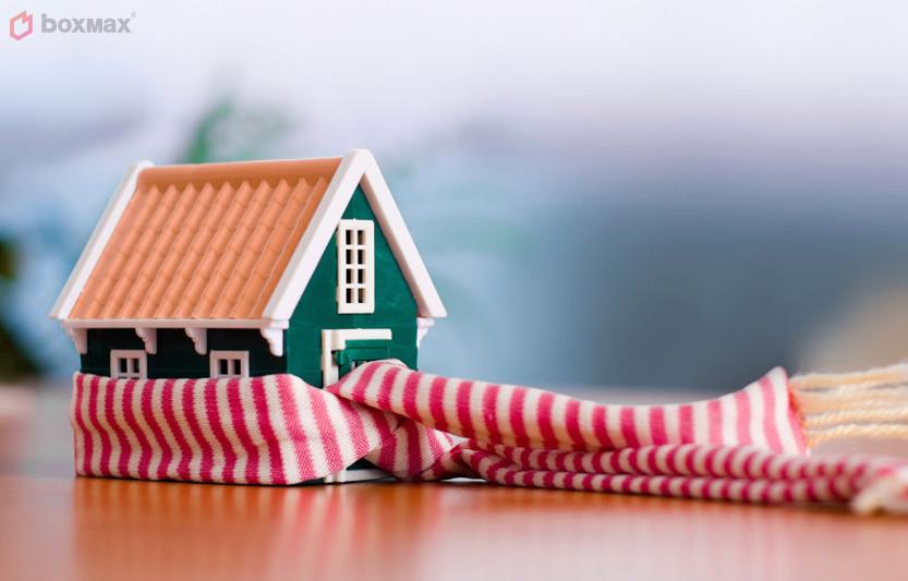 گرم نگه داشتن خانه