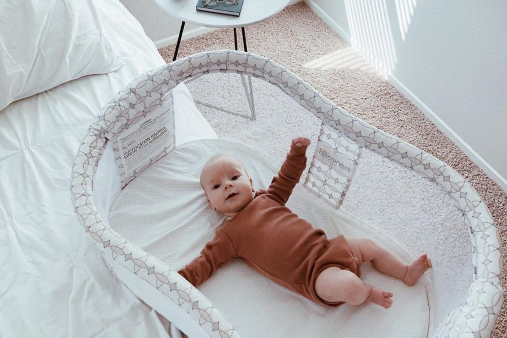 تخت نوزاد زمینی