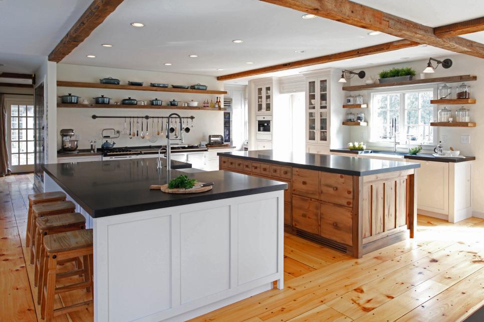 آشپزخانه بزرگ