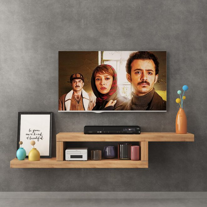میز تلویزیون دیواری پینو