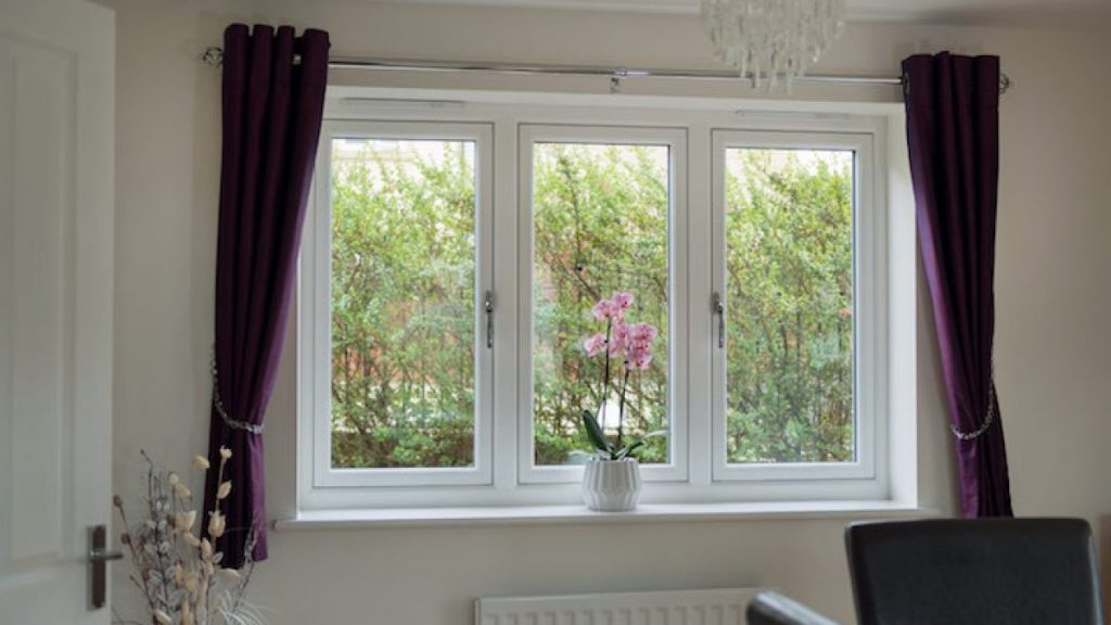 پنجره کاهش آلودگی صوتی